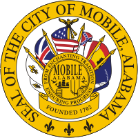 Mobile Alabama Seal